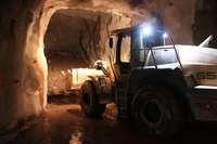Besuch im letzten aktiven Mineralien-Bergwerk Baden-Württembergs