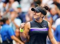 Kanadierin Andreescu besiegt Serena Williams