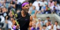 Rafael Nadal gewinnt Fünfsatzkrimi in New York gegen starken Medwedew