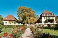 """Genießen Sie die Gartenmesse """"BoGart"""" vom 3. bis zum 6. Oktober auf Schloss Bollschweil mit BZ-Card-Vorteil!"""