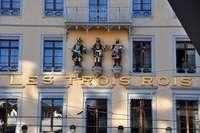 "Das ""Les Trois Rois"" in Basel ist das Hotel des Jahres 2020"