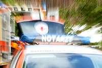 48-Jähriger rast hinter Krankenwagen her und muss den Führerschein abgeben