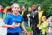 Erfolgreicher Ausflug über die fünf Kilometer für Valerie Koppler
