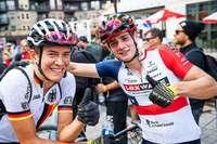 Max Brandl fährt beim Weltcup ein großes Rennen