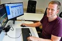 """Onlinehändler Michael Ebner-Seibold: """"Klein anfangen, schrittweise ausbauen"""""""