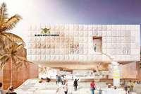 Südwest-Pavillon auf der Expo droht das Aus