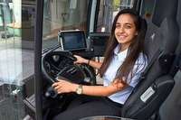 Busfahrer sind derzeit sehr begehrt, denn es mangelt an Nachwuchs