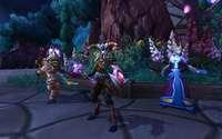 """Ein Kandidat bittet zur Sprechstunde bei """"World of Warcraft"""""""