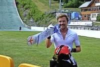 Fabian Rießle Grandprix-Sieger in Österreich