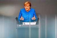 Merkel ruft zum Kampf gegen Hass und Rassismus auf