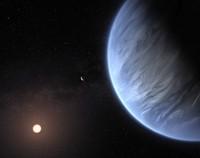 Wasser auf Planeten entdeckt