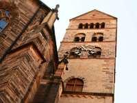 Breisach feiert sein Stadtjubiläum – mit einem Drahtseilakt
