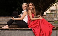 Sopranisitin Caroline Lafont und Friederike Wild (Klavier) geben Konzert in der Bad Säckinger Sigma Klinik