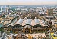 Neuer Bahntunnel für den Fernverkehr in Frankfurt