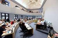 Im Freiburger Gemeinderat herrscht dauerhafte Großzügigkeit