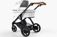 Elektro-Kinderwagen sind das neueste E-Ding