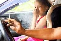 Länder fordern ein Rauchverbot beim Fahren mit Kindern