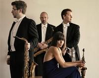 Raschèr Sax Quartet feiert Geburtstag im Konzerthaus