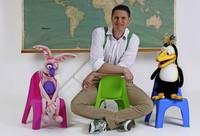 Tobias Gnacke gastiert mit einem Kindertheater und einem Comedyabend in Sulz