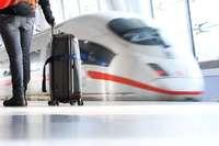 Bahn: Fahrkartenpreis im Fernverkehr sinkt um zehn Prozent