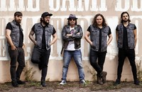Phil Campbell and the Bastard Sons spielen in Straßburg