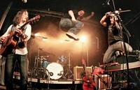 Band Dreamcatcher eröffnet die Bad Säckinger Reihe Kultur-im-Kursaal