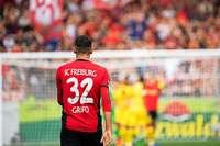 """Vincenzo Grifo: """"Es hat mir wehgetan, dass ich nicht spielen durfte"""""""