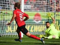 Fotos: SC Freiburg spielt 1:1 gegen Augsburg