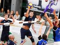 Fotos: Saisonauftakt im Volleyball für FT 1844 Freiburg