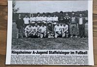 """""""Ringsheims beste Fußballer aller Zeiten"""""""