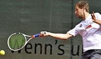 Philipp Mayer ging im Finale die Kraft aus