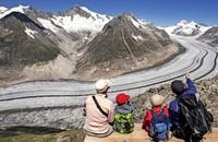 Gletscher schmelzen immer schneller