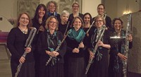 "Flötenorchester ""Flau-ten-to"" in Teningen-Nimburg"