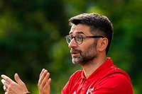 """Michele Masi, FC Tiengen: """"Wir dürfen uns nichts vormachen"""""""