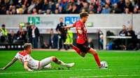 Waldschmidt schießt SC Freiburg zum 2:1-Auswärtssieg gegen Düsseldorf