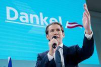 Kurz und Grüne strahlende Sieger bei der Wahl – FPÖ erlebt Debakel
