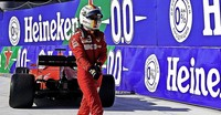 Ferraris Funk-Farce und Vettels Aus