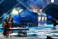 """Seien Sie gespannt auf """"Showtime"""", die neue Produktion von Holiday on Ice, und sparen Sie mit BZ-Card zehn Euro!"""