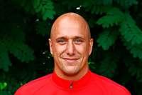 Fabian Kluge sieht beim FC Huttingen keinen Grund abzuheben