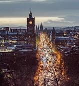 Pilgern auf Potters Spuren: Edinburgh gilt als der Urspung der magischen Welt
