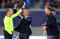 Nach der Niederlage gegen Lyon wird Kritik an Leipzig-Coach Nagelsmann laut