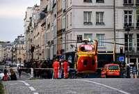 Vier Polizisten bei Angriff in Pariser Präsidium getötet
