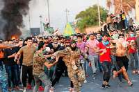 Heftige Tumulte erschüttern den Irak