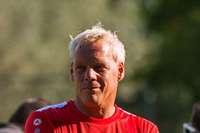 Roberto Wenzler, Trainer des FC Schlüchttal lässt sich nicht verrückt machen