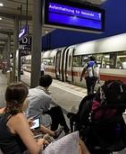 Die Bahn-Kapazitäten reichen oft nicht aus