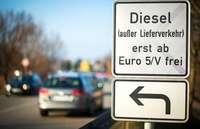 Werden Diesel-Fahrverbote in Stuttgart 2020 ausgeweitet?