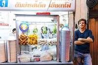 Was Sternekoch Ben Kindler und Bangkok verbindet