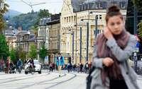 Höchste Zeit, dass sich die Verkehrssituation in der Rotteckring-Fußgängerzone ändert