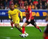Furiose Freiburger holen verdientes 2:2-Unentschieden gegen Borussia Dortmund