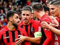 Fotos: SC Freiburg holt Punkt gegen Dortmund